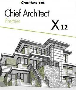 Chief Architect Premier X12 v22.3 Crack + Product Key (2D&3D)