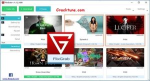 Flixgrab 5.1.3.1027 Crack + License Key Free (Premium Version)