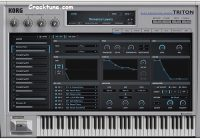Korg Triton VST 1.0.1 Crack + Torrent (Mac) Free Download