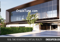 Enscape3D 2.9.0 Crack 2D + 3D Keygen 2021 (Full Version)