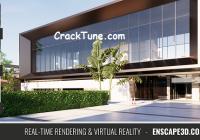 Enscape3D 2.9.0 Crack 2D + 3D Keygen 2021 (Full Version)