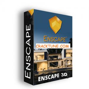 Enscape3D 3.0.2 Crack Sketchup Full License Key 100% Working