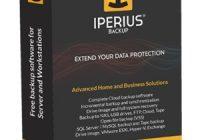Iperius Backup 7.1.5 Crack + Keygen (2021) Full Portable!