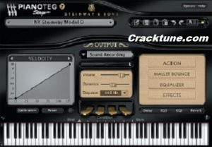 Pianoteq 7.4.2 Crack Key + Torrent (Mac) Full Version