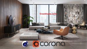 Corona Renderer 6 Crack & Torrent R23 For Cinema 4D (Latest)