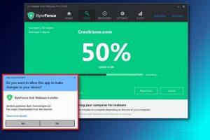 ByteFence 5.7.0.0 Crack Free License Key Generator (2021)