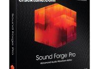 Sound Forge Pro 15.0.0.46 Crack with Key + Keygen (Win/Mac)
