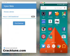Vysor Pro 3.1.4 Crack Full License Key (2021) PC Download