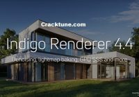 Indigo Renderer 4.4.8 Crack + License Key (2D&3D) Download