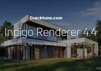 Indigo Renderer 4.4.8 Crack + License Key (2D&3D) Download