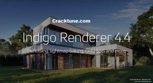 Indigo Renderer 4.4.28 Crack + License Key (2D&3D) Download