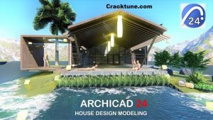 ArchiCAD 24 Crack + License Key (Torrent) Free Download