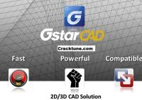 GstarCAD 2021 Crack + Keygen 100% Working {2D&3D}