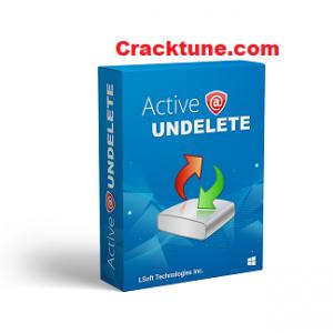 Active@ UnDelete 17.0.7 Crack + Torrent (Reg Key) Full Version