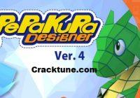 Pepakura Designer 4.2.1 Crack & Keygen Latest Version (3D&2D)