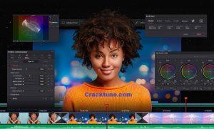 DaVinci Resolve Studio 17.2 Crack + Activation Key Free Download