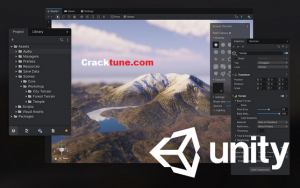 Unity Pro 2021.2.0 Crack + Serial Number 100% Working (2D&3D)