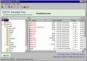 GetDataBack 5.55 Crack + Torrent (License Key) Free Download