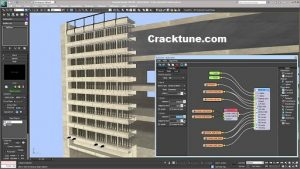 RailClone 4.3.2 Crack + Torrent For 3ds Max Download [2021]